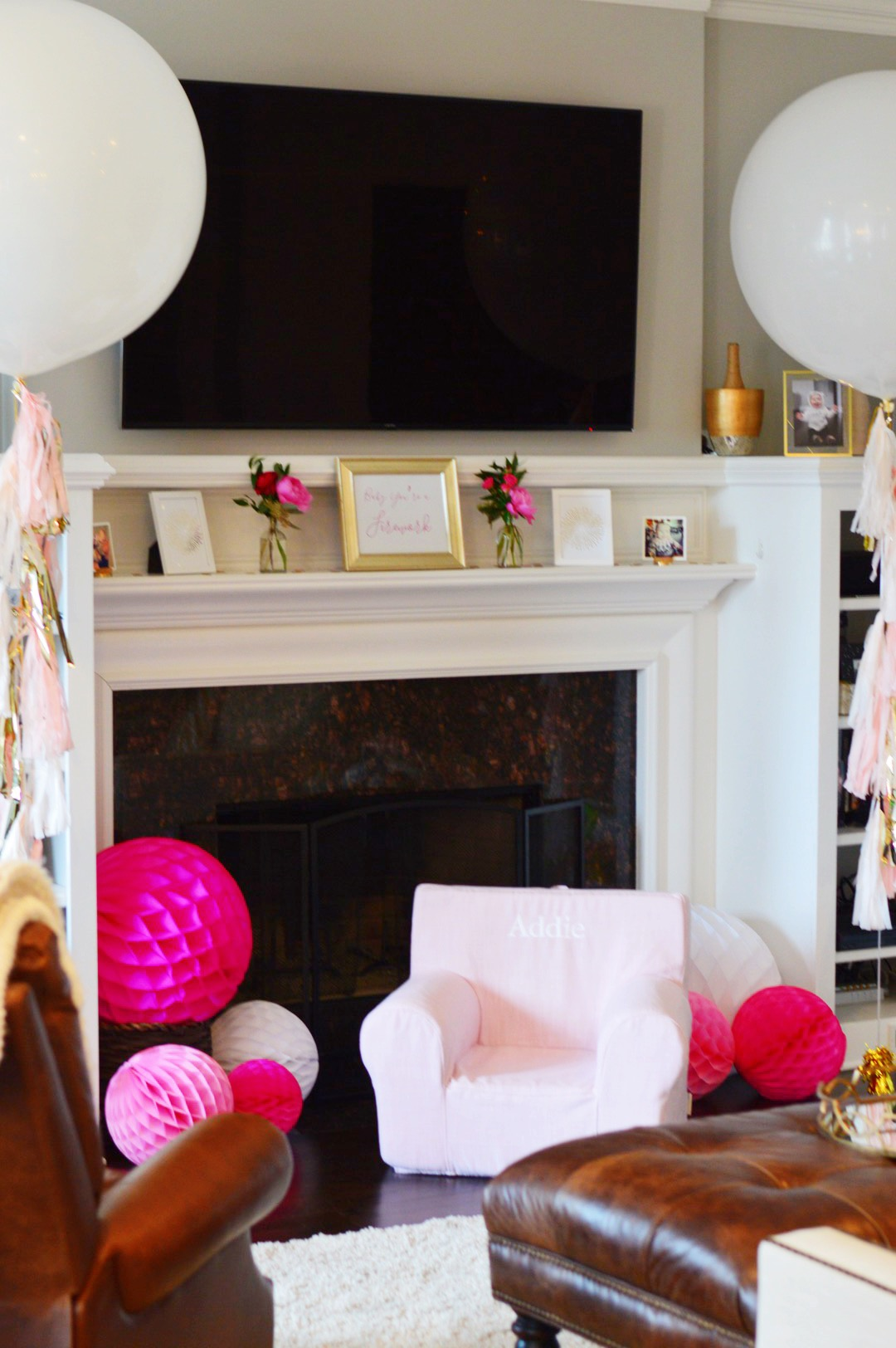 Private Residence Birthday Party
