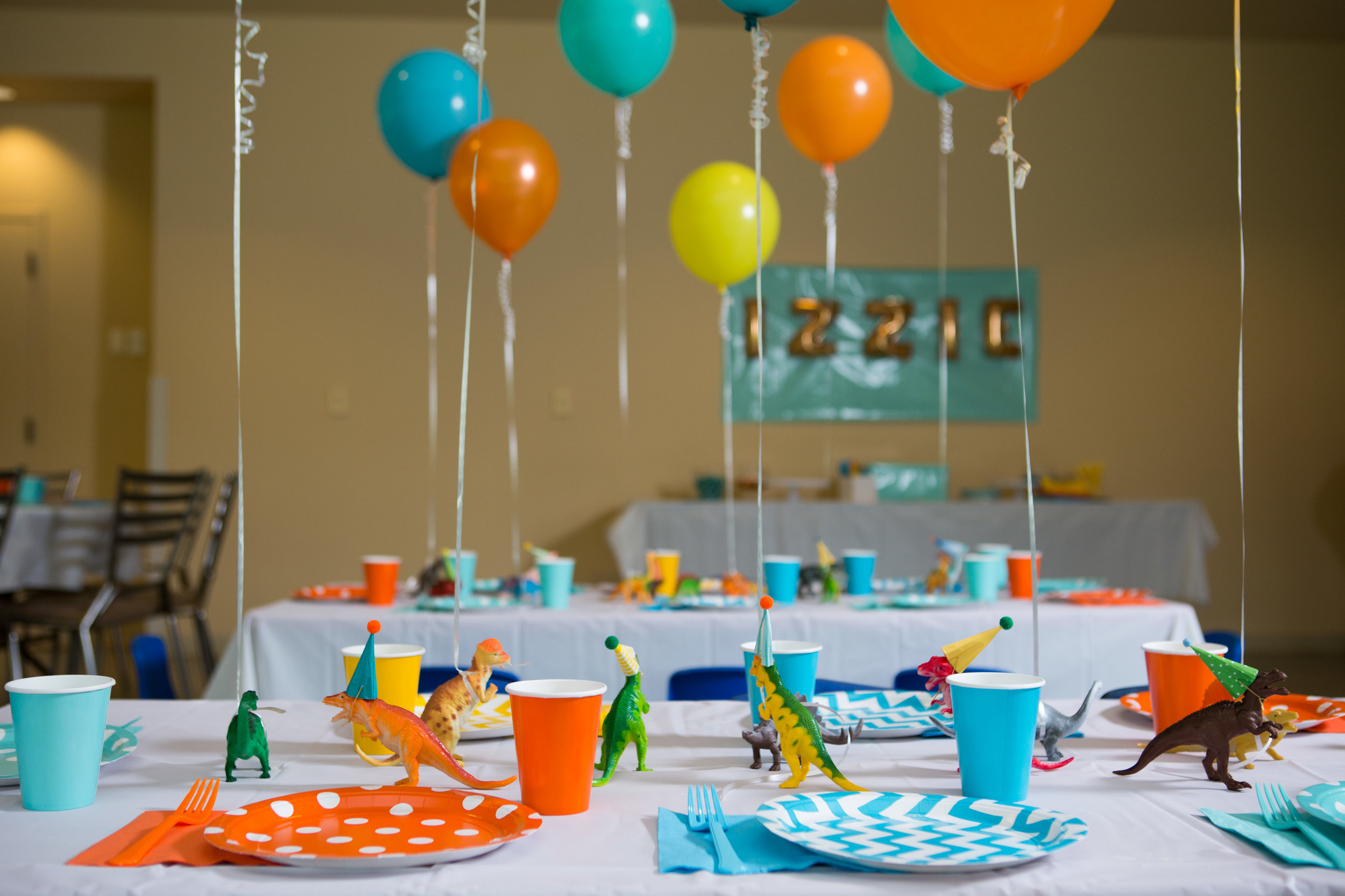 dinosaur first birthday, dinosaur details, boy first birthday, Wrap It Up Parties