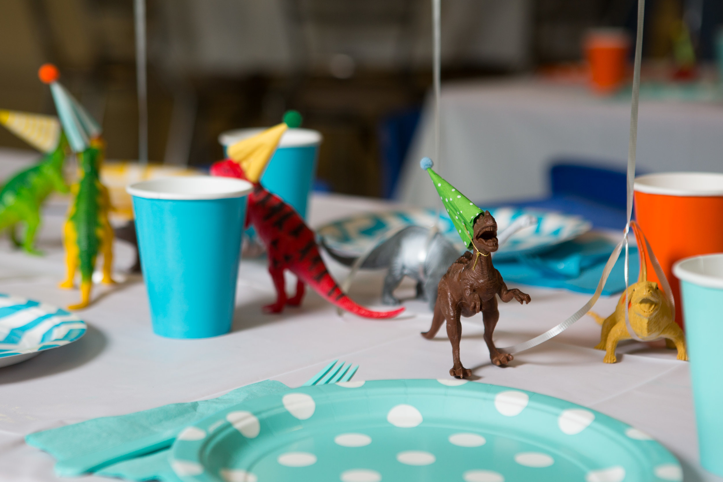 dinosaur first birthday, dinosaur party decor, Wrap It Up Parties