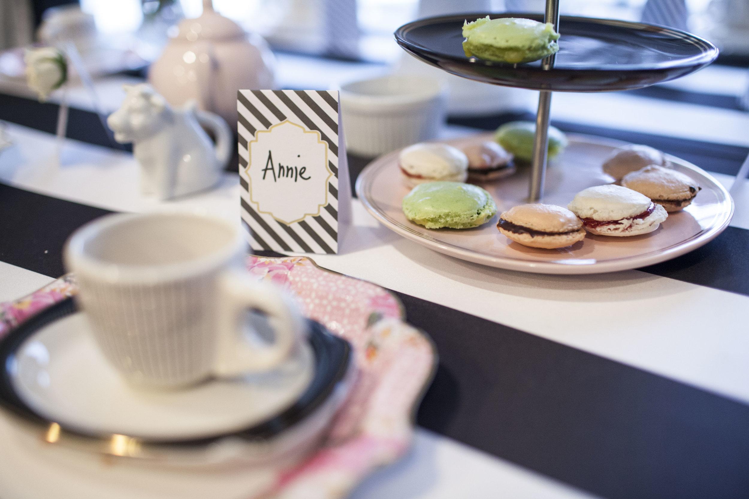 tea party, girls tea party decor, Wrap It Up Parties