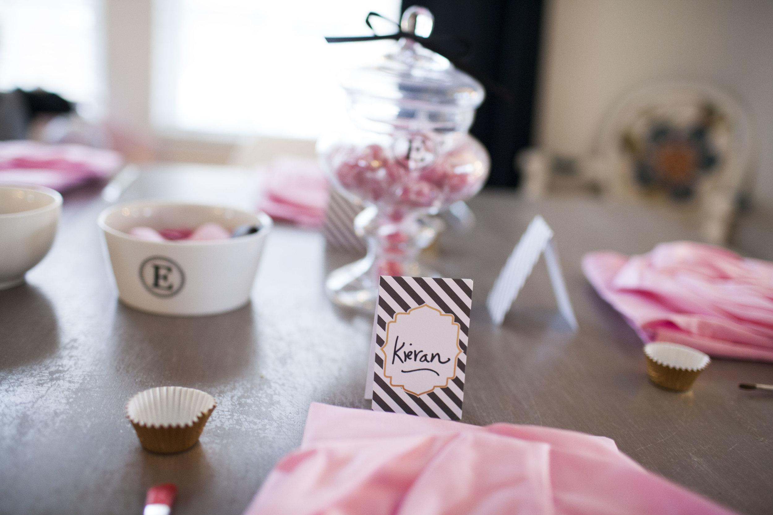 tea party, girls tea party, tea party decor, Wrap It Up Parties