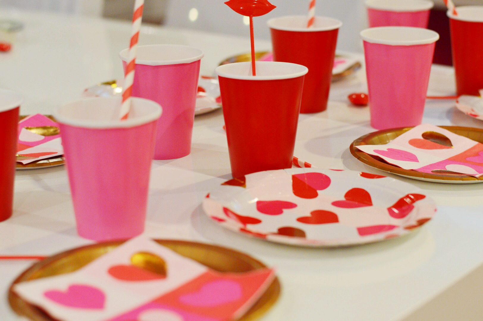 heart decorations, donut birthday, valentines day party, Wrap It Up Parties