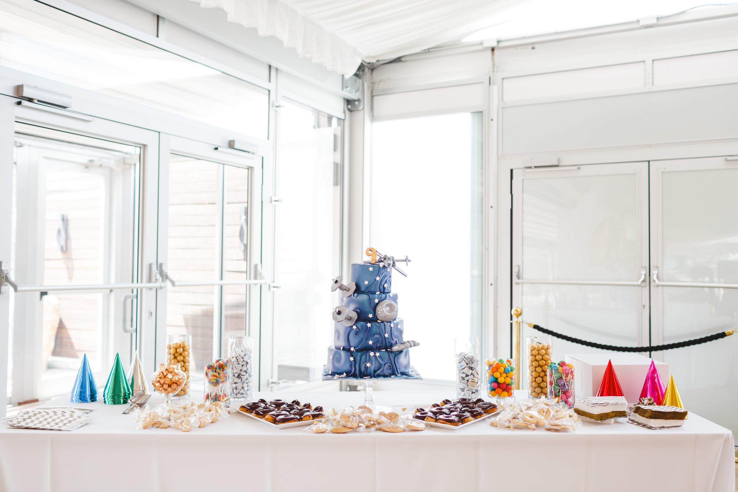 star wars birthday treats, boy birthday, star wars party decor, Wrap It Up Parties