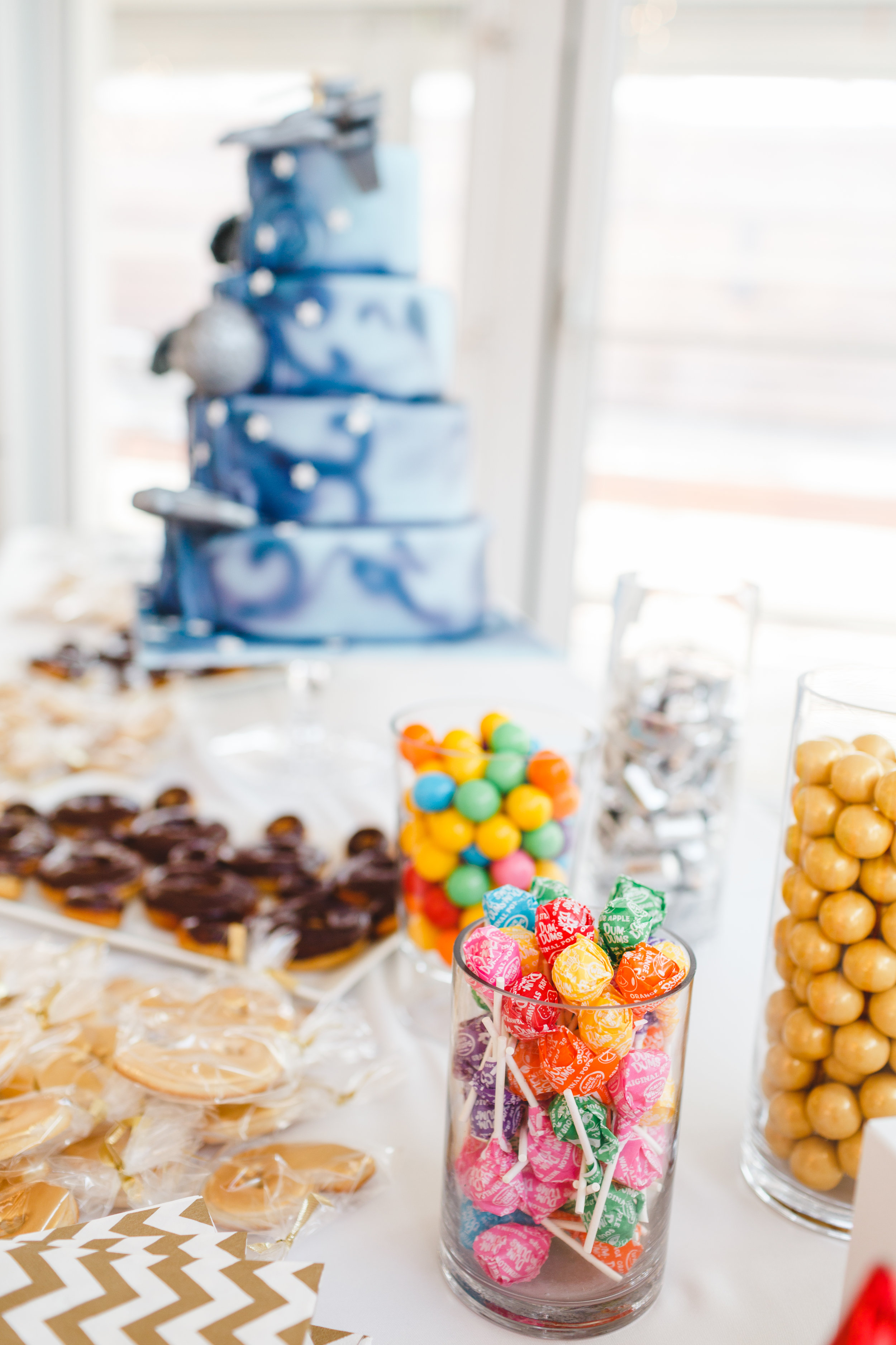 sweets table, star wars birthday party, boy birthday party, Wrap It Up Parties