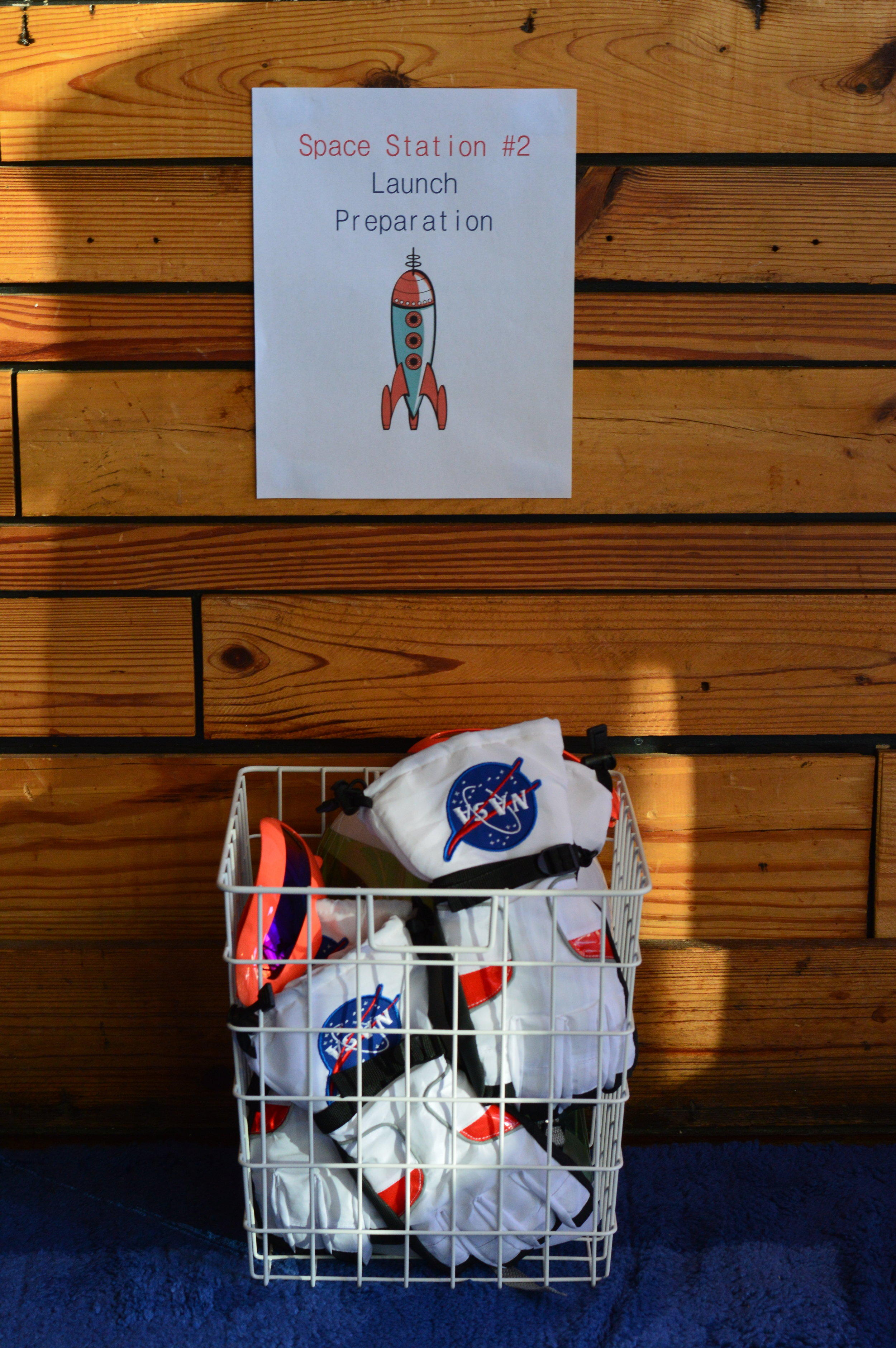 space first birthday, nasa party decor, Wrap It Up Parties