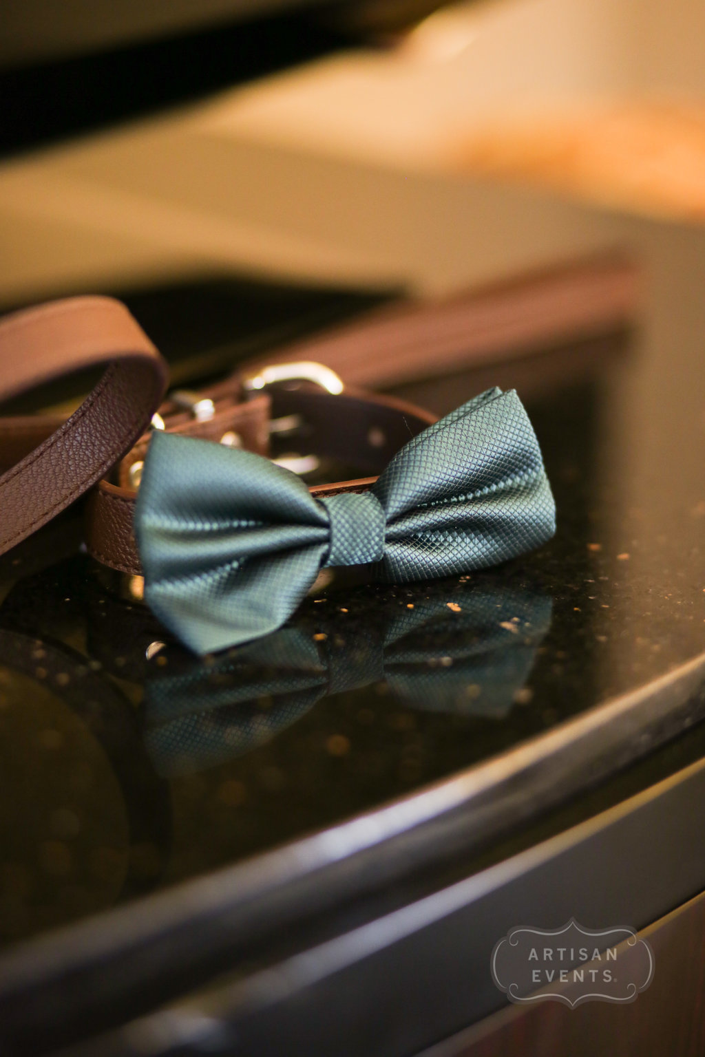 blue bow tie, Chicago Cultural Center, Wrap It Up Parties
