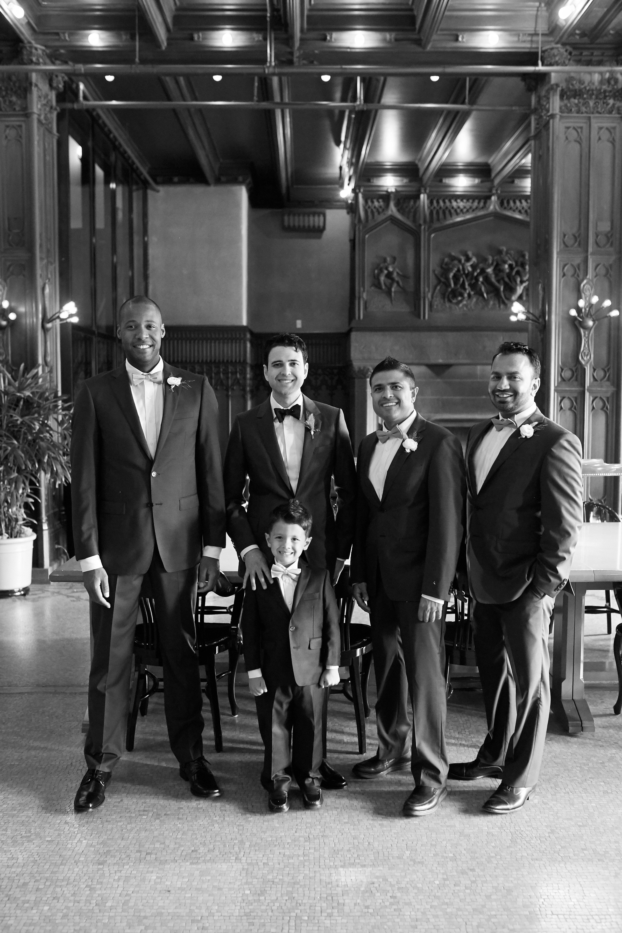 groomsmen, Cancer Survivor Park, Wrap It Up Parties