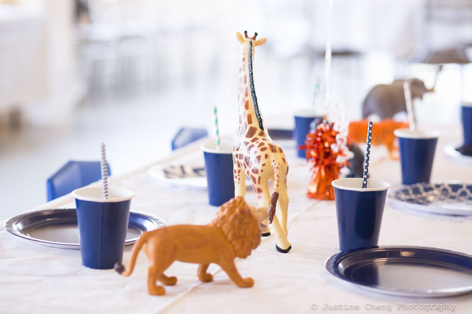 Animal Party  First Birthday Party Decorations  Table Decor  Planning by Wrap It Up Parties