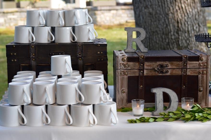Celebration of Life  Coffee Station  Planning by Wrap It Up Parties