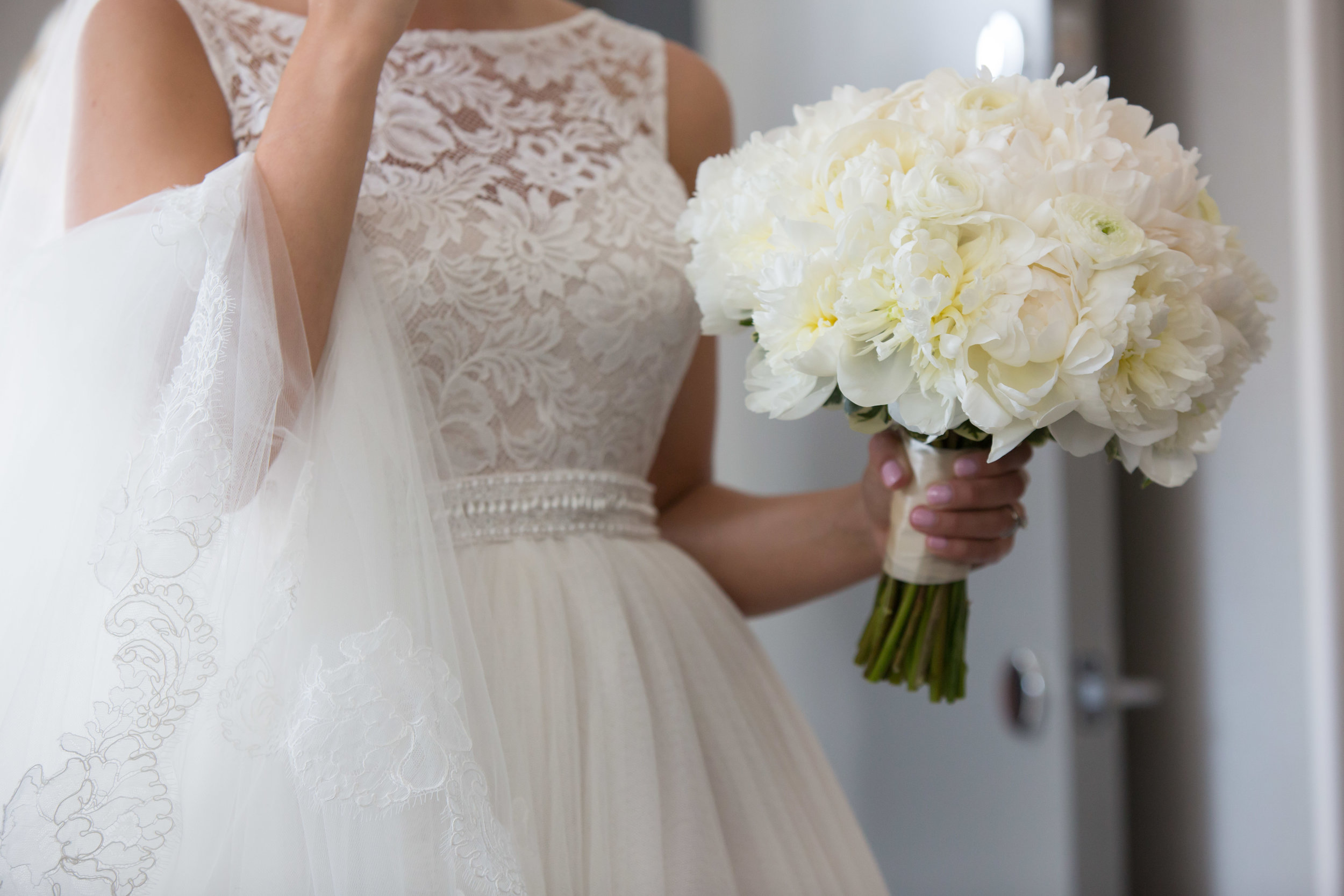 Wedding Dress  Bride  Bridal Bouquet  School of the Art Institute  Planning by Wrap It Up Parties