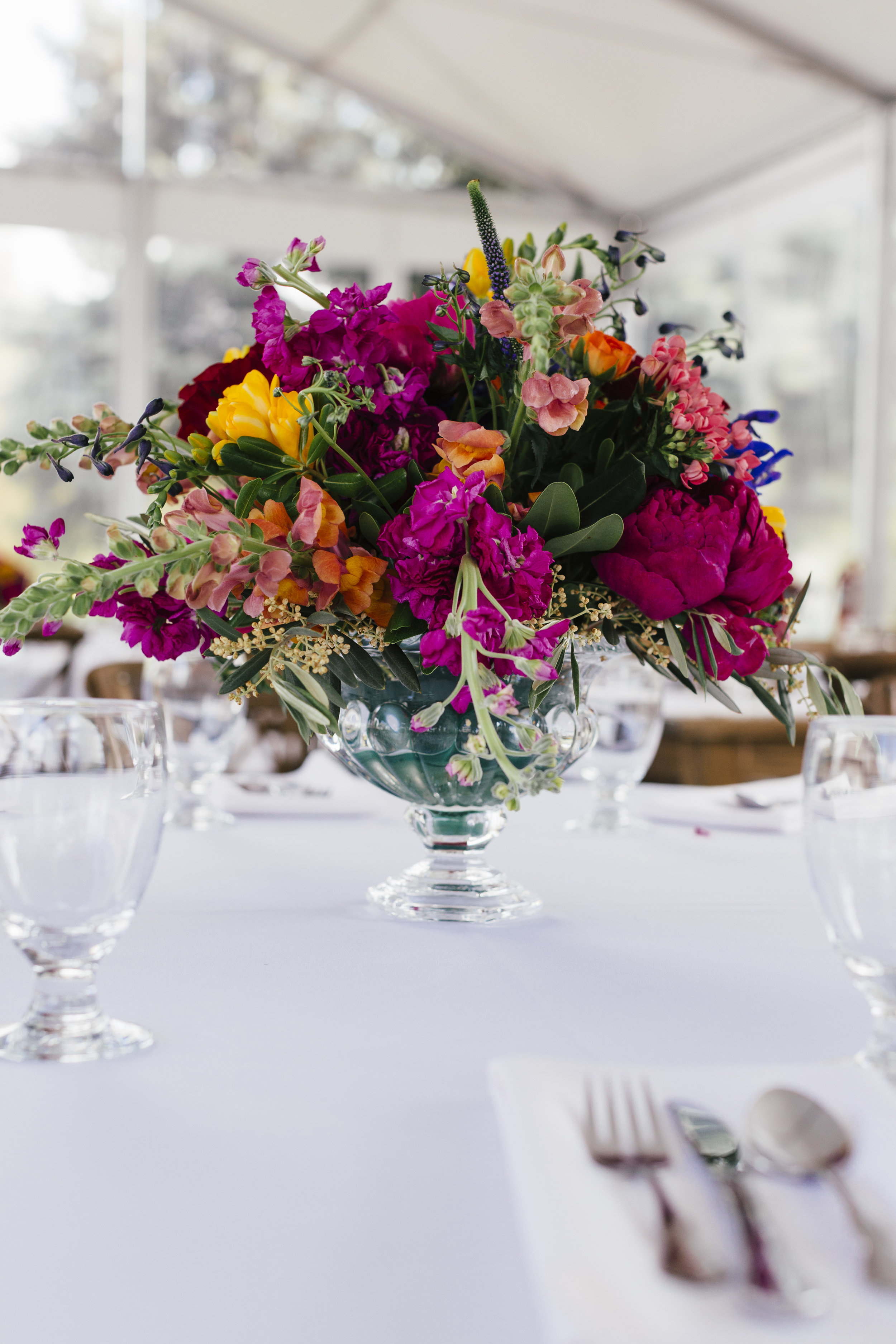 Private Residence Wedding  Colorful Flowers  Indian Wedding  Planning by Wrap It Up Parties
