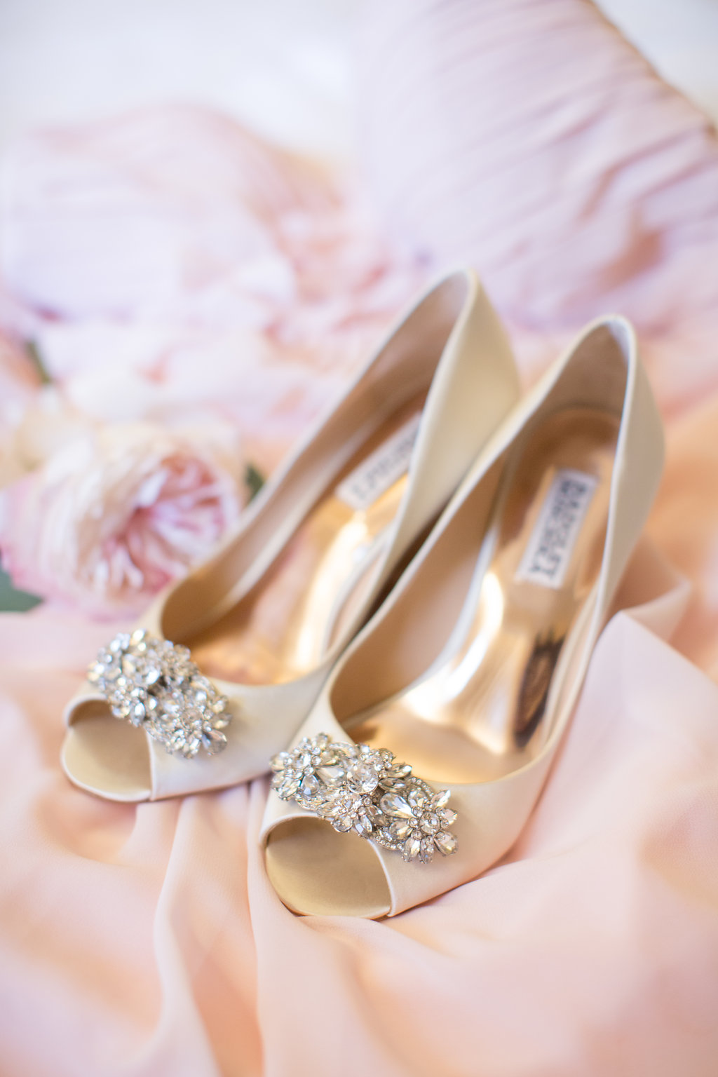 Wedding Shoes  Planning by Wrap It Up Parties