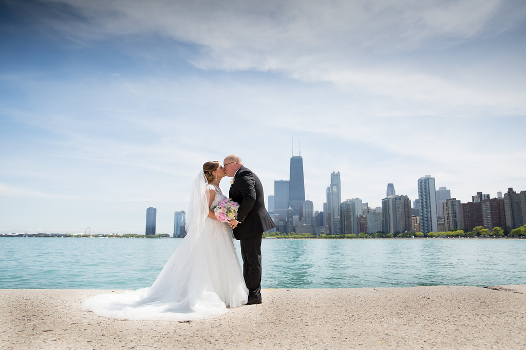 Chicago Wedding Photo  Planning by Wrap It Up Parties
