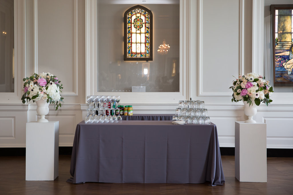 Wedding Reception Details  Planning by Wrap It Up Parties