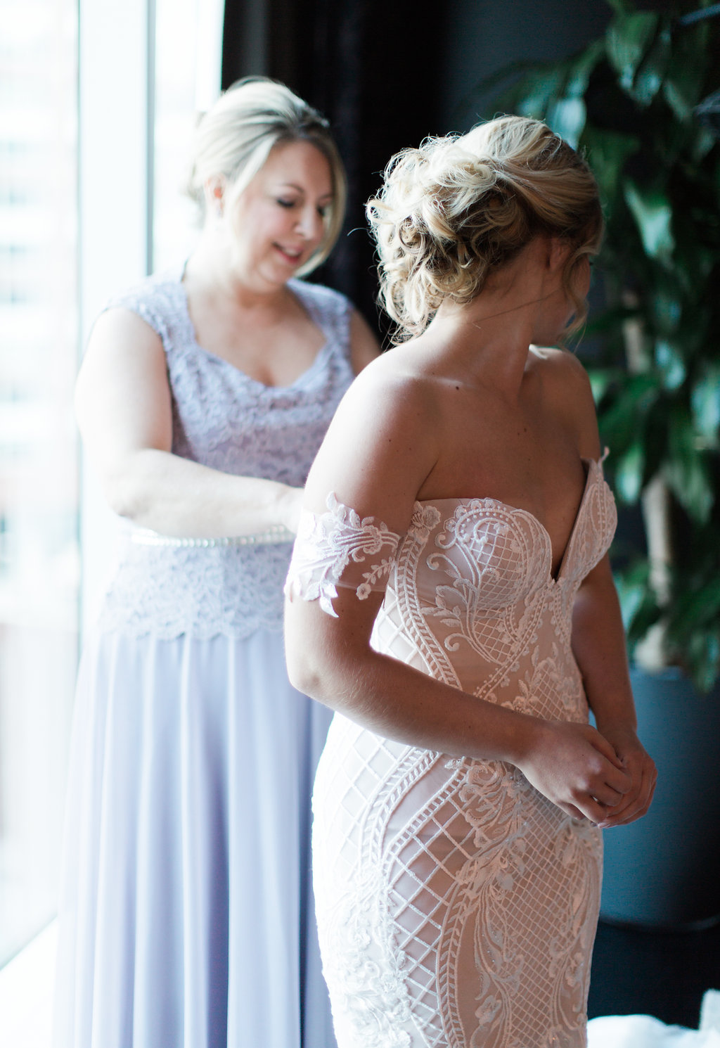 Off The Shoulder Wedding Dress  Planning by Wrap It Up Parties