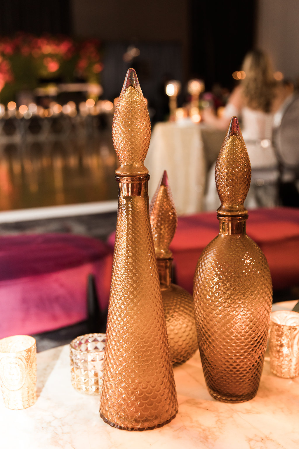 Table Decor  Planning by Wrap It Up Parties