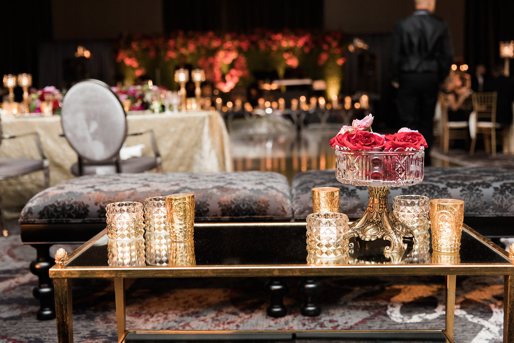 Wedding Details  Loews Hotel  Planning by Wrap It Up Parties