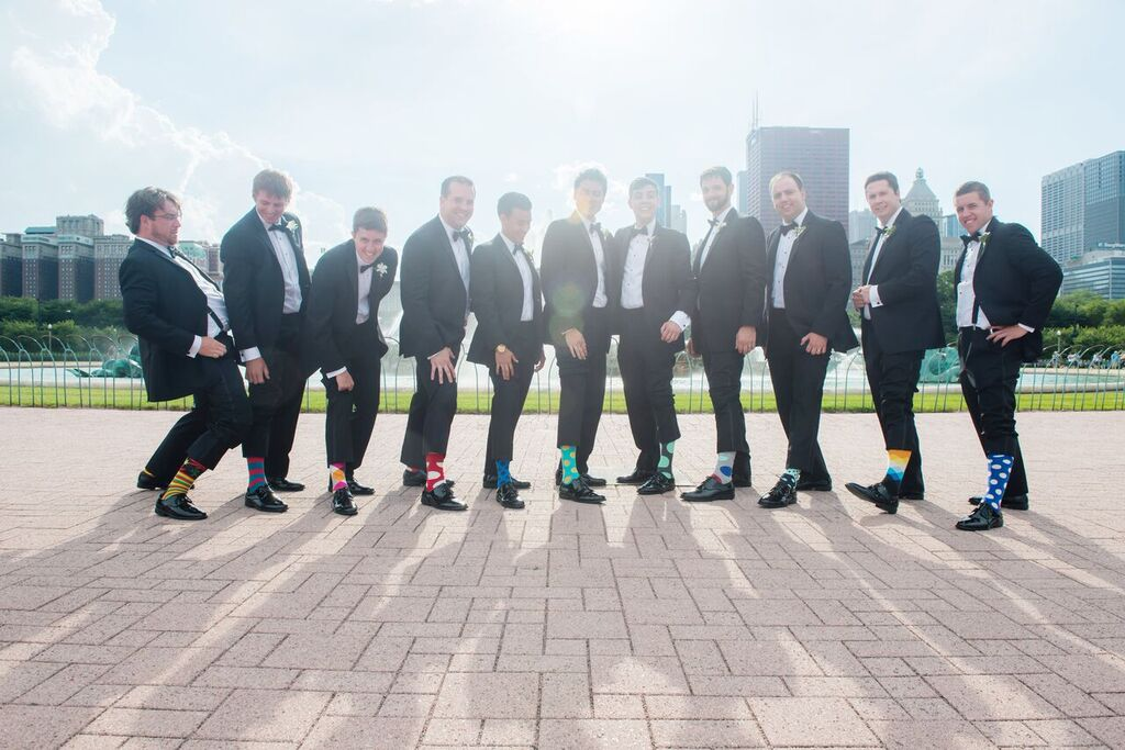 Groomsmen  Planning by Wrap It Up Parties