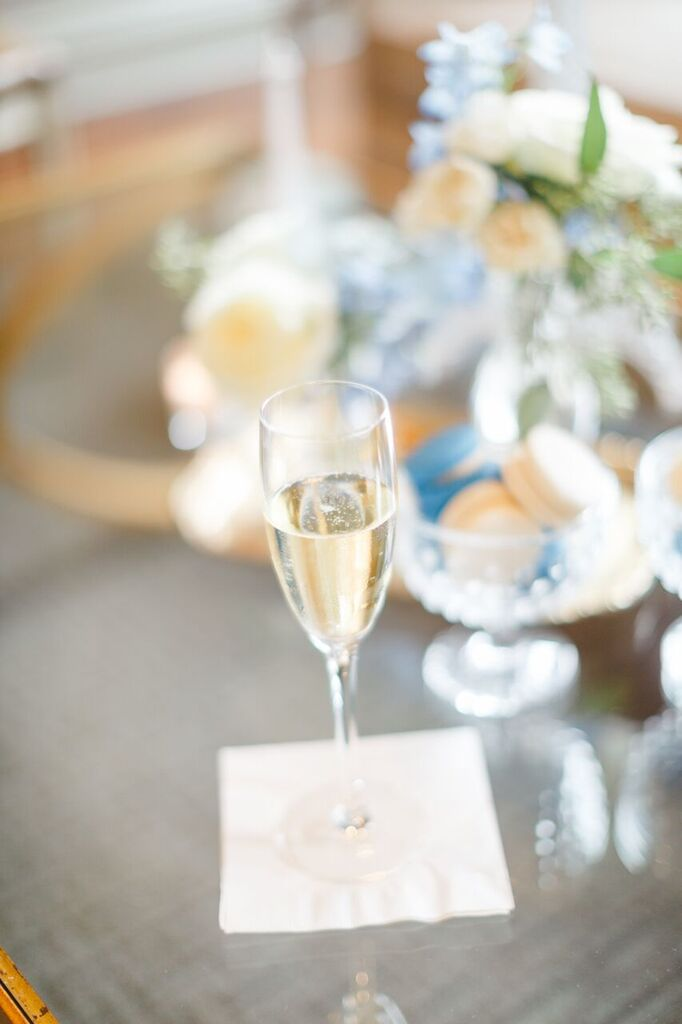 Baby Shower Champagne  Planning by Wrap It Up Parties