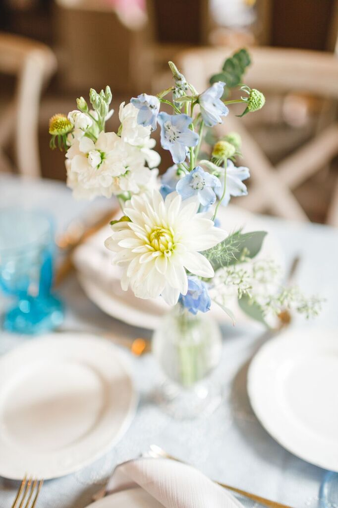 Baby Shower Table Details  Planning by Wrap It Up Parties