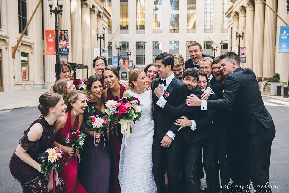 Bridal Party  Planning by Wrap It Up Parties