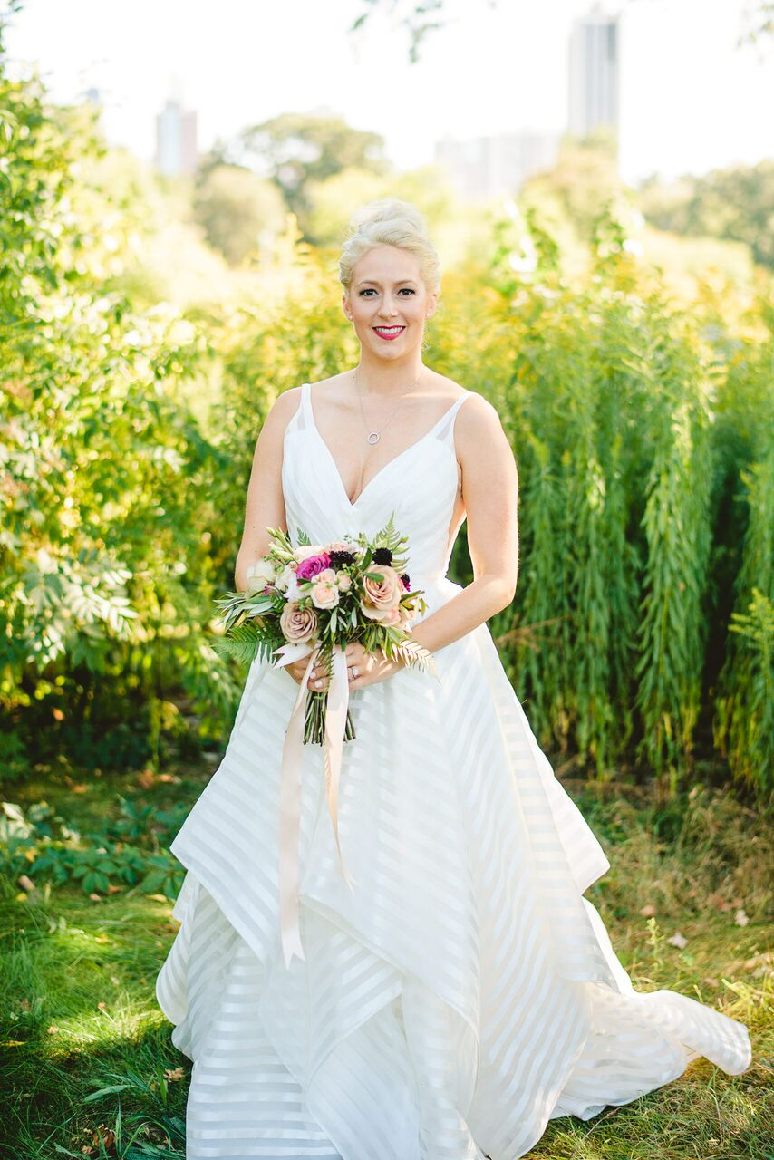 Bridal Bouquet  Wedding Dress  Planning by Wrap It Up Parties