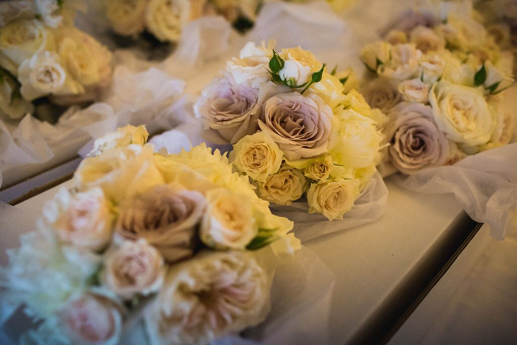 Bridesmaid Bouquets  Planning by Wrap It Up Parties