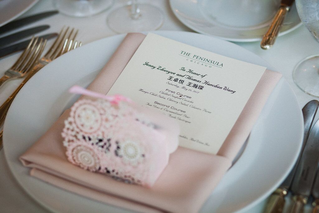 Wedding Table Details  Planning by Wrap It Up Parties