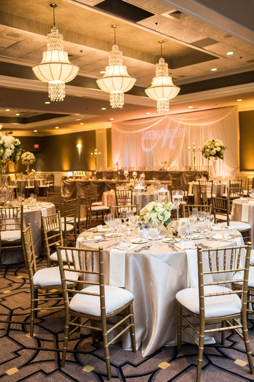 Wedding Reception Decor  Planning by Wrap It Up Parties