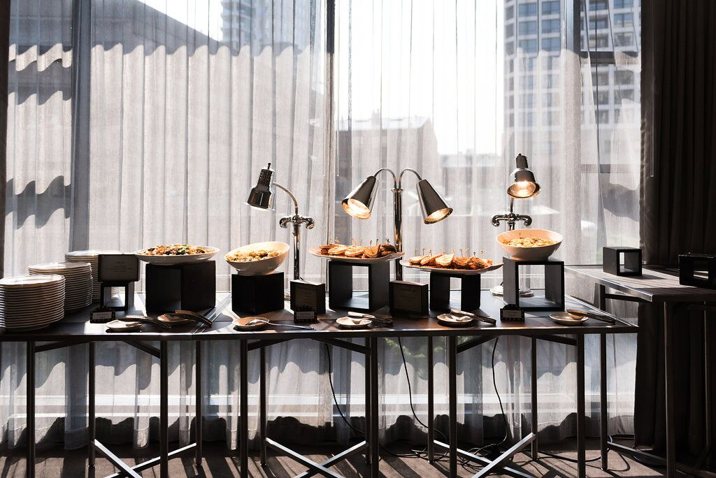Hollywood Award Show Party Food  Planning by Wrap It Up Parties
