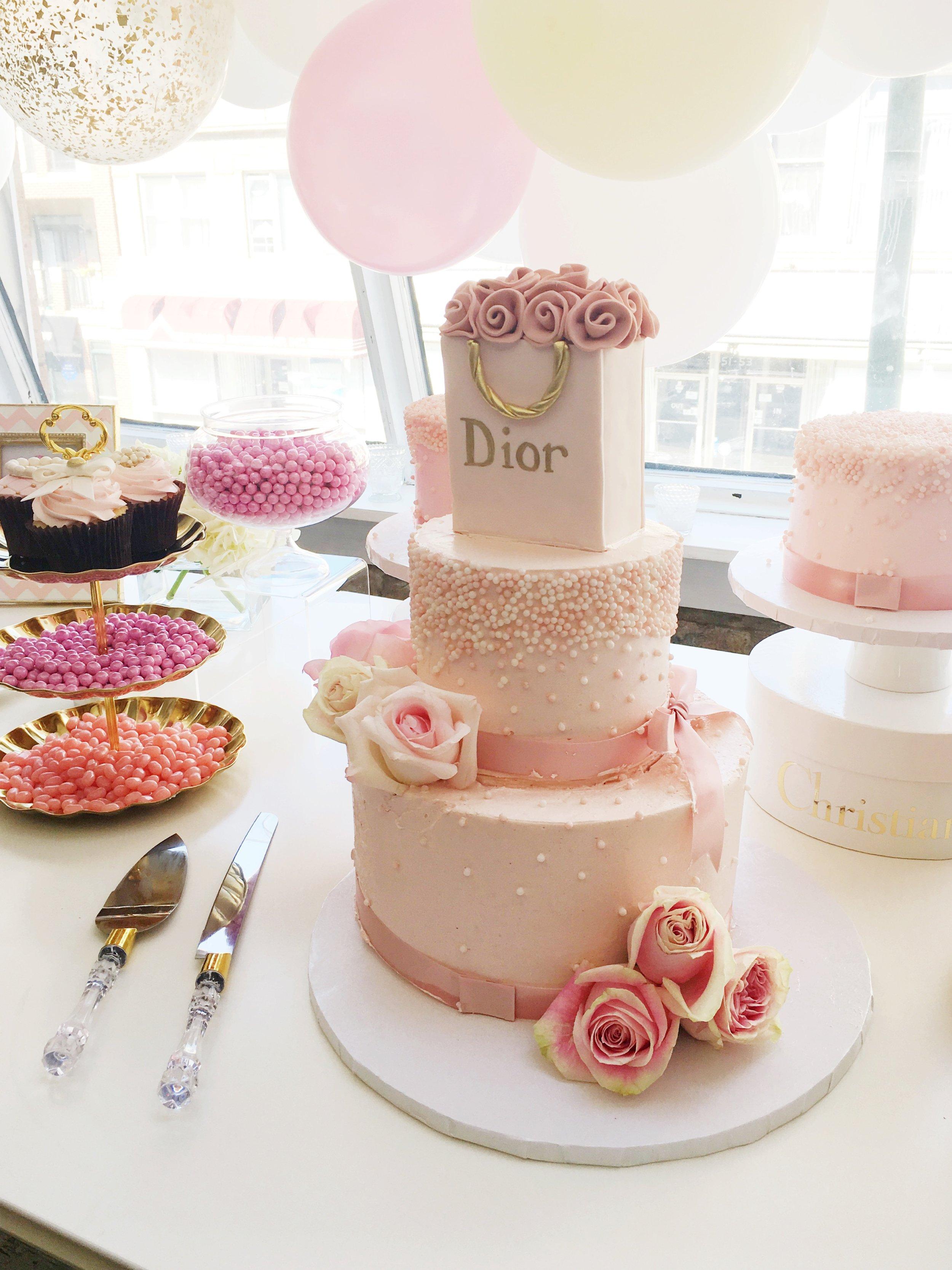Baby Dior 1st Birthday