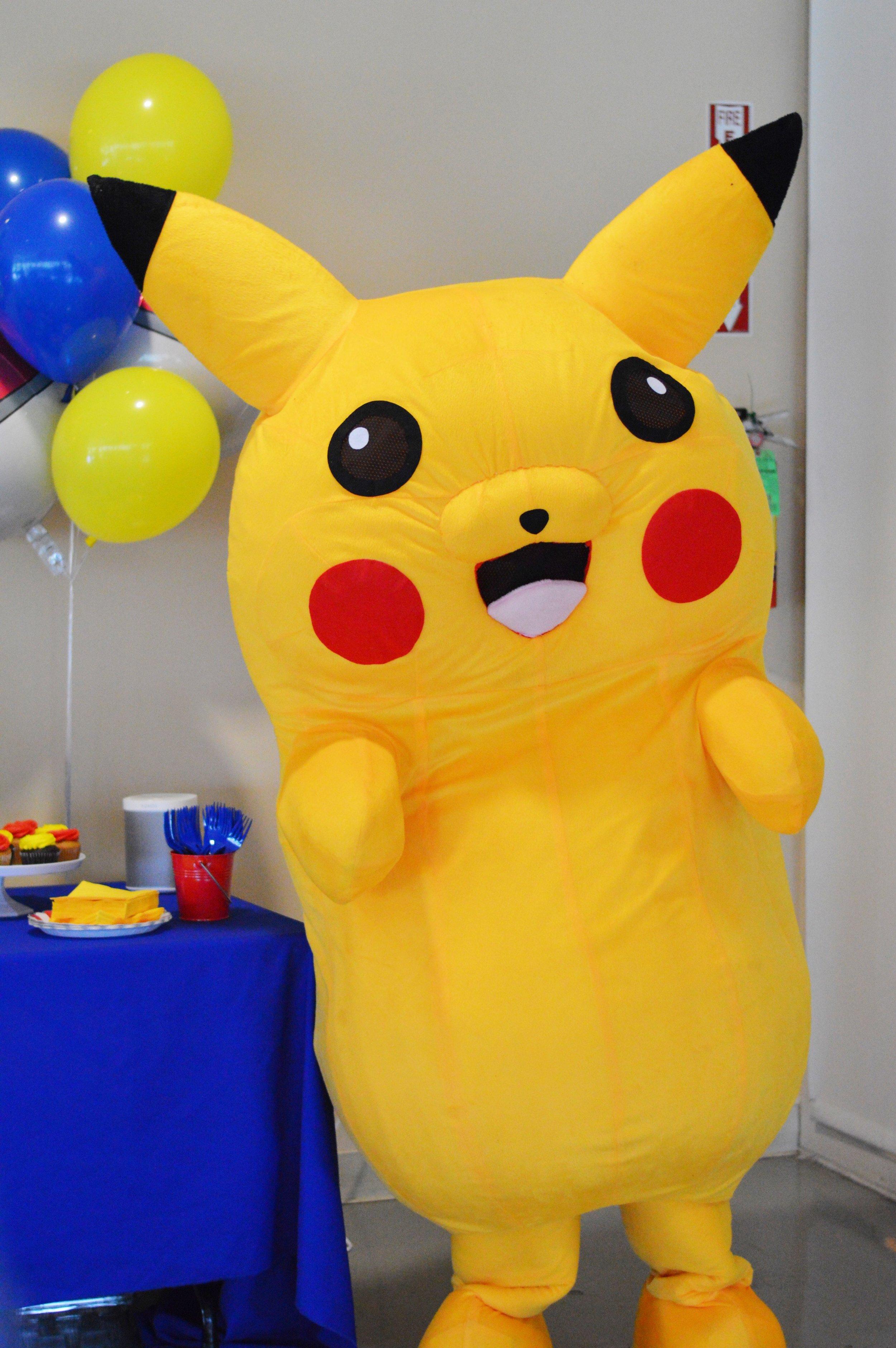 Pokemon 3rd Birthday Party