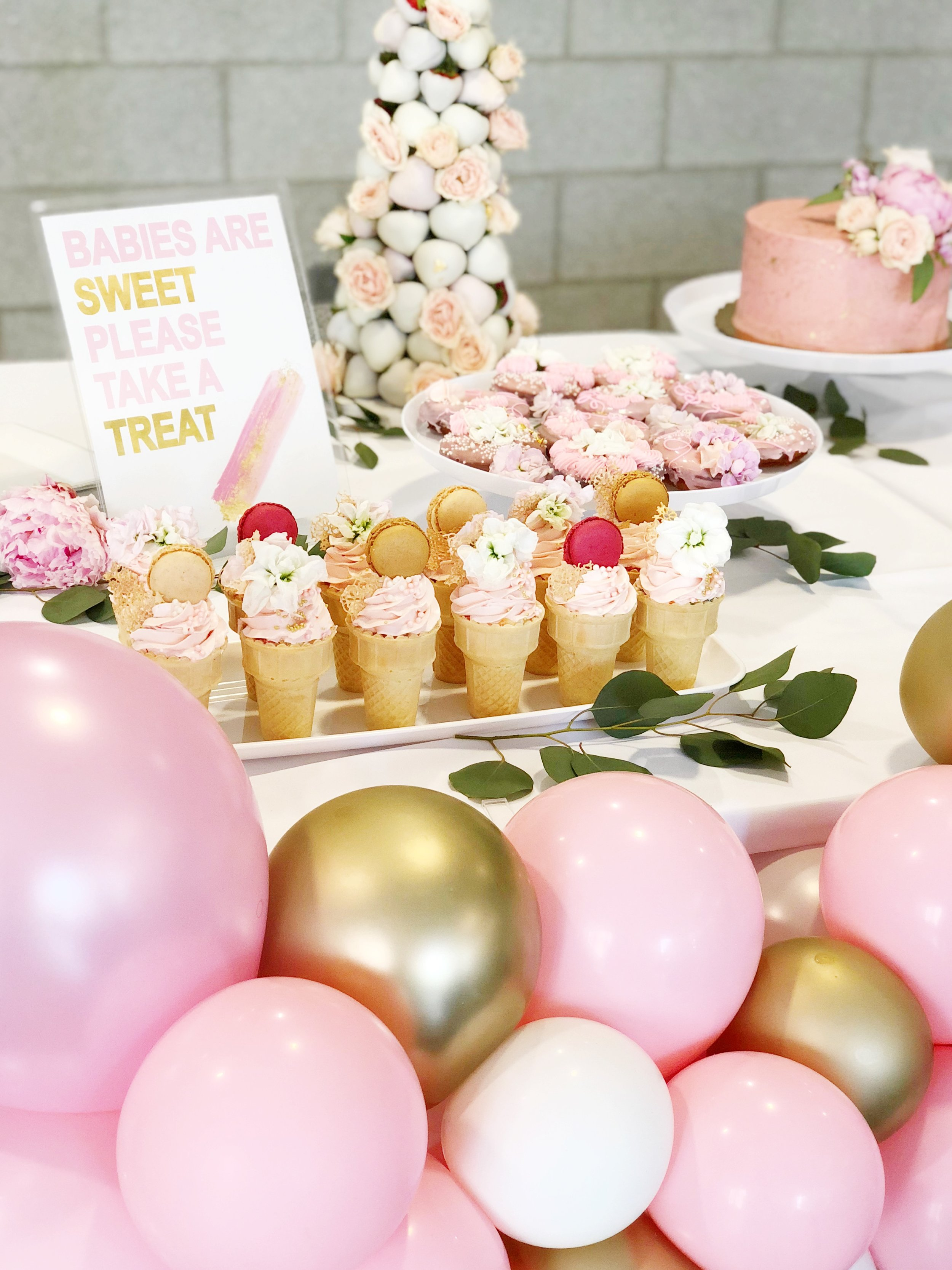 It's A Girl! Baby Shower