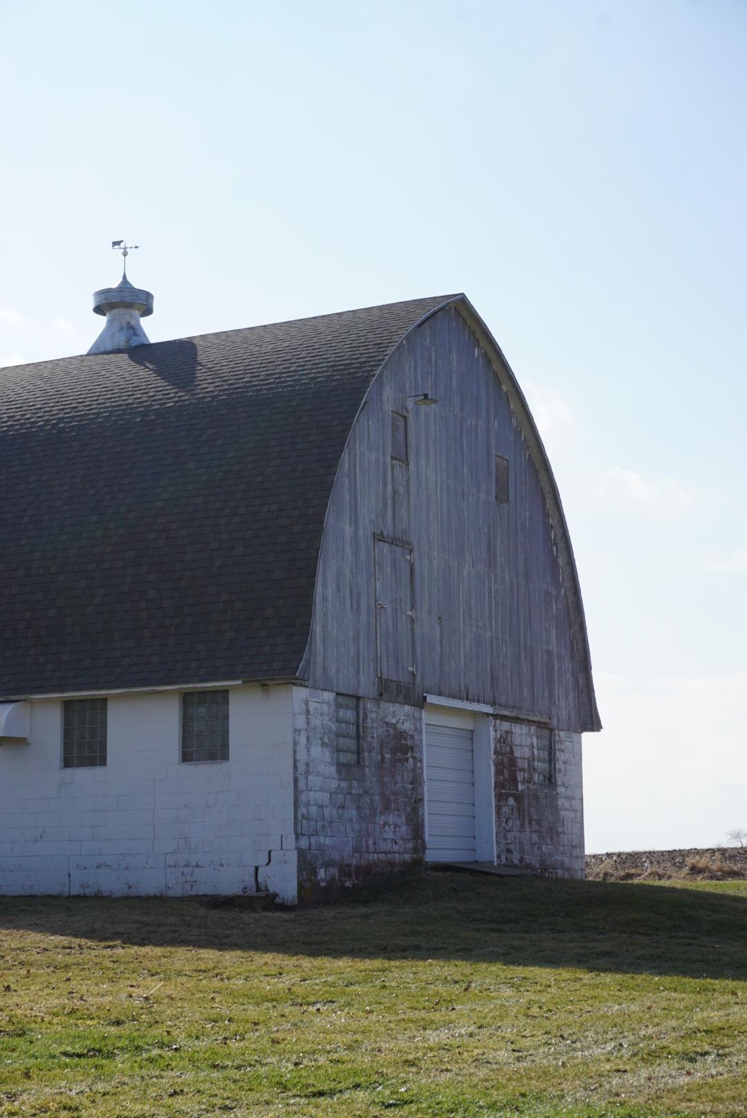 Our Beautiful Barn