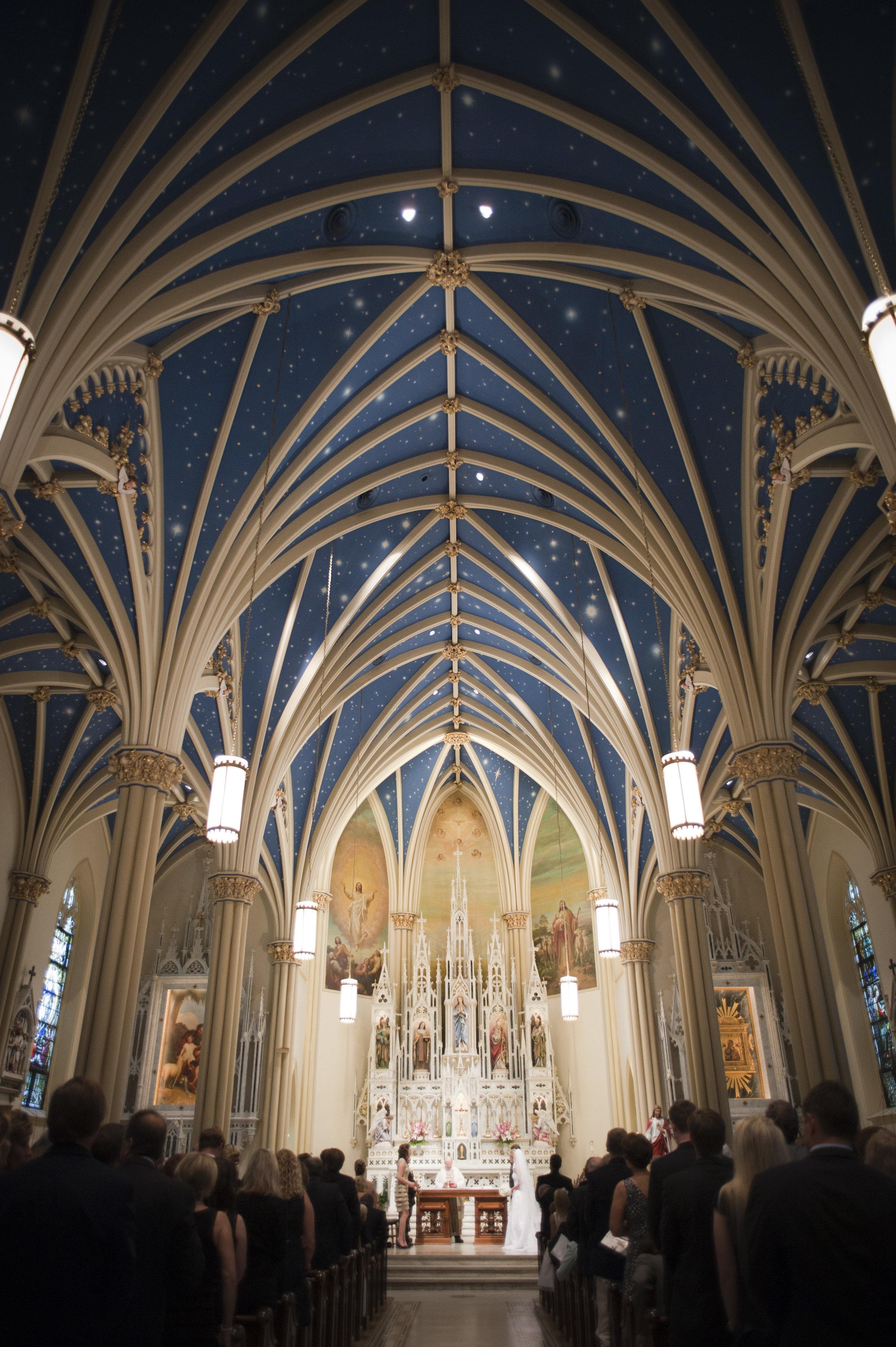 St. Mary's Church - Annapolis