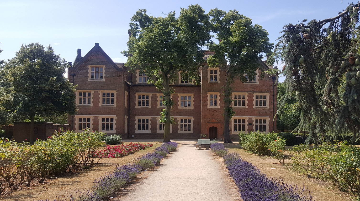Eastbury Manor House today – Copyright with the author