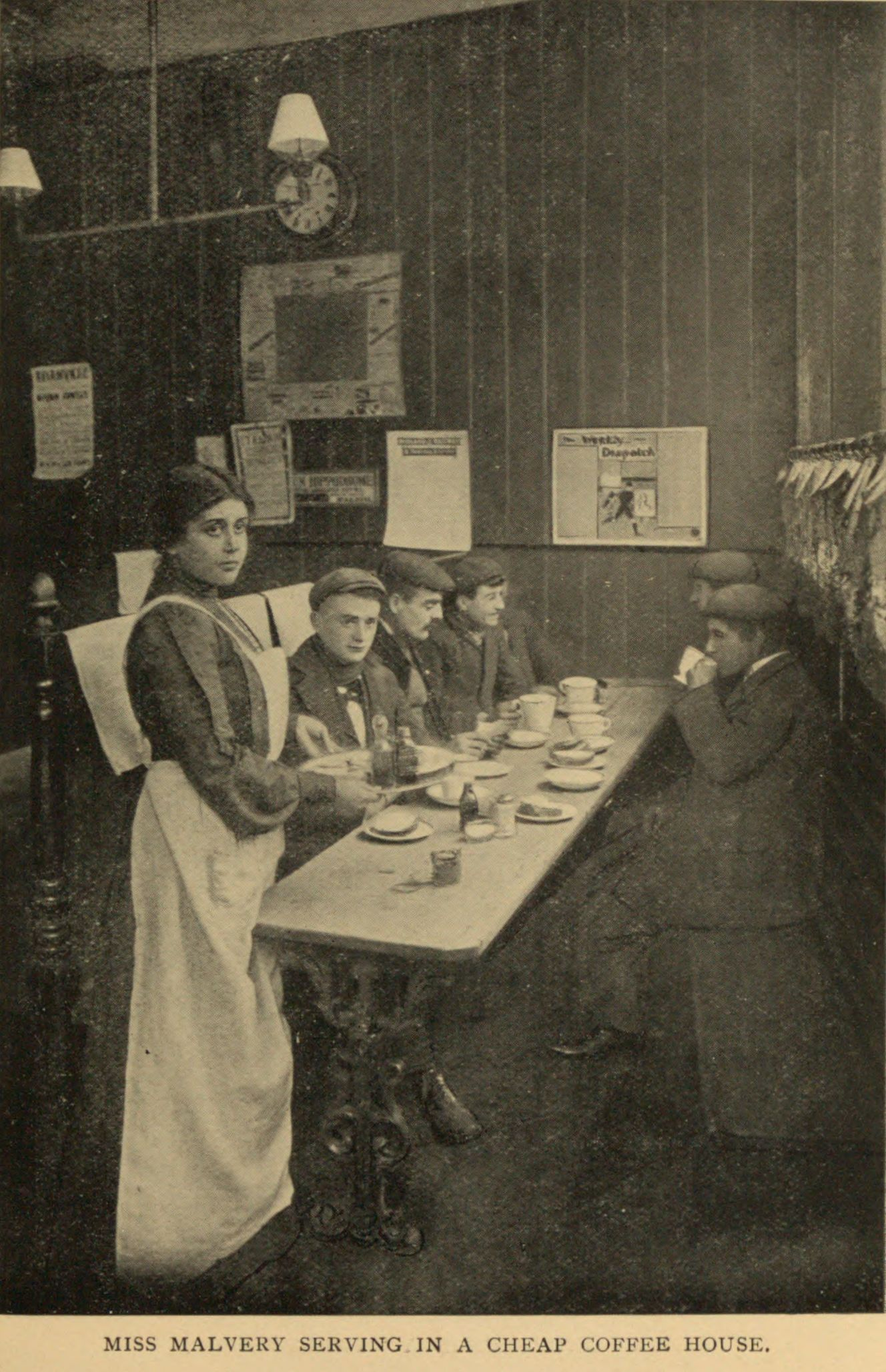 One of the photographs included in Malvery's book  The Soul Market