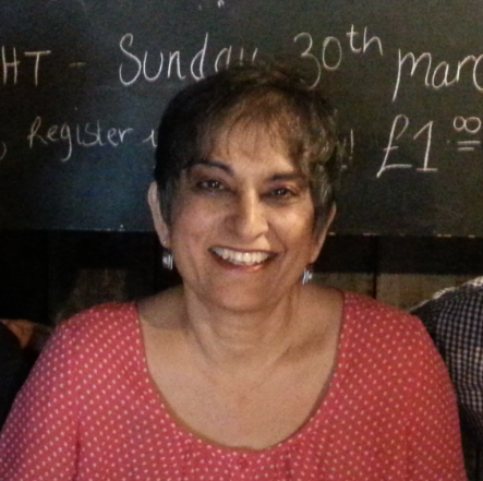 Gulshun helped to set up the first East London refuge for women of South Asian descent in the mid-1980s. She has a background in fundraising and business development, and, for the last 25 years, has worked for international charities in Palestine, Bangladesh, India and Uganda.