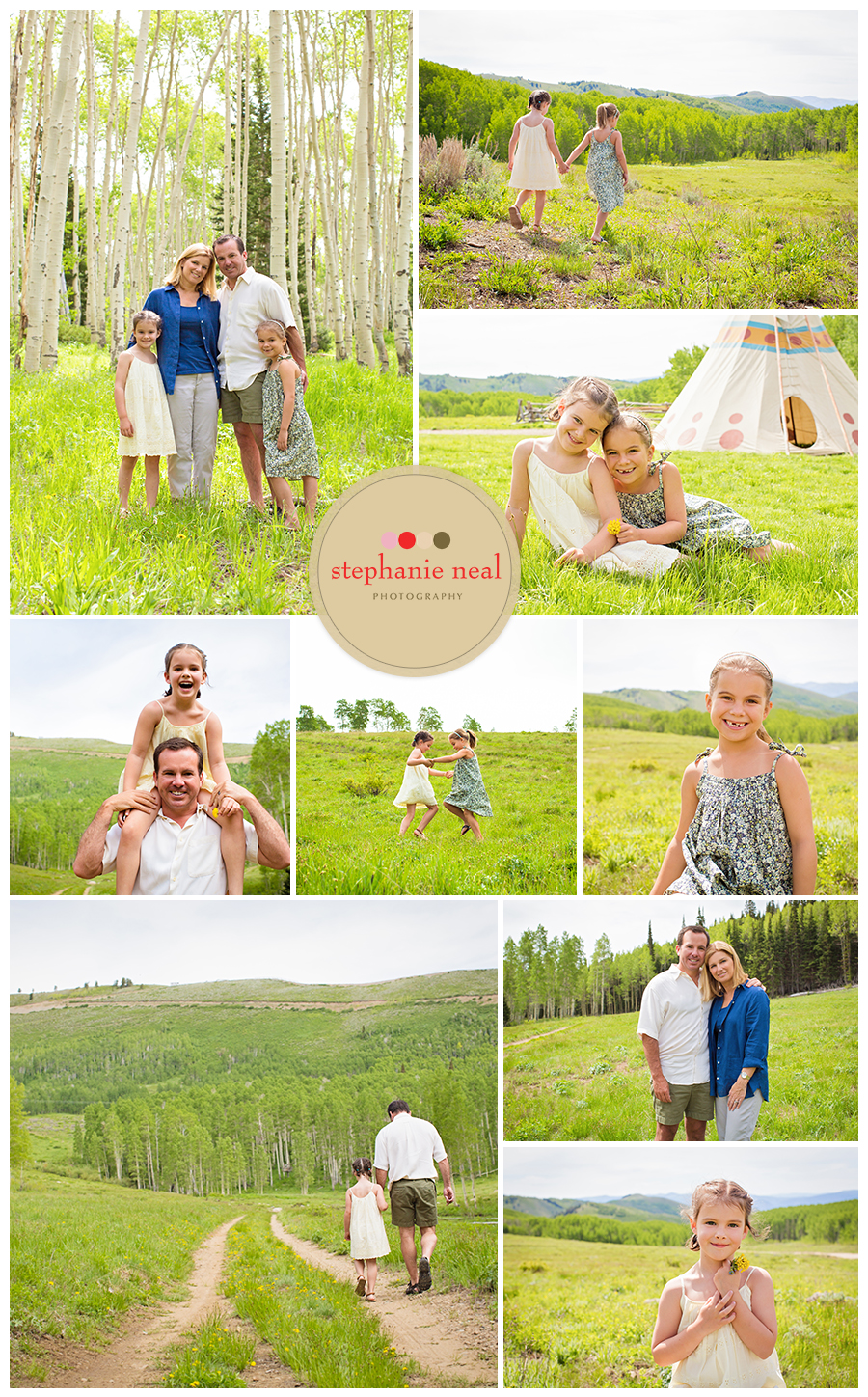 Stephanie Neal Photography Park City Utah Family Photographer, The Outpost Deer Valley Utah