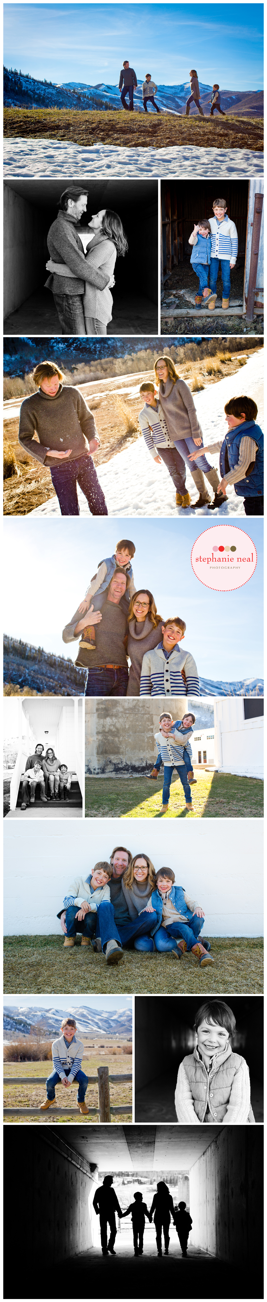 Stephanie Neal Photography, Park City Utah Family Photographer