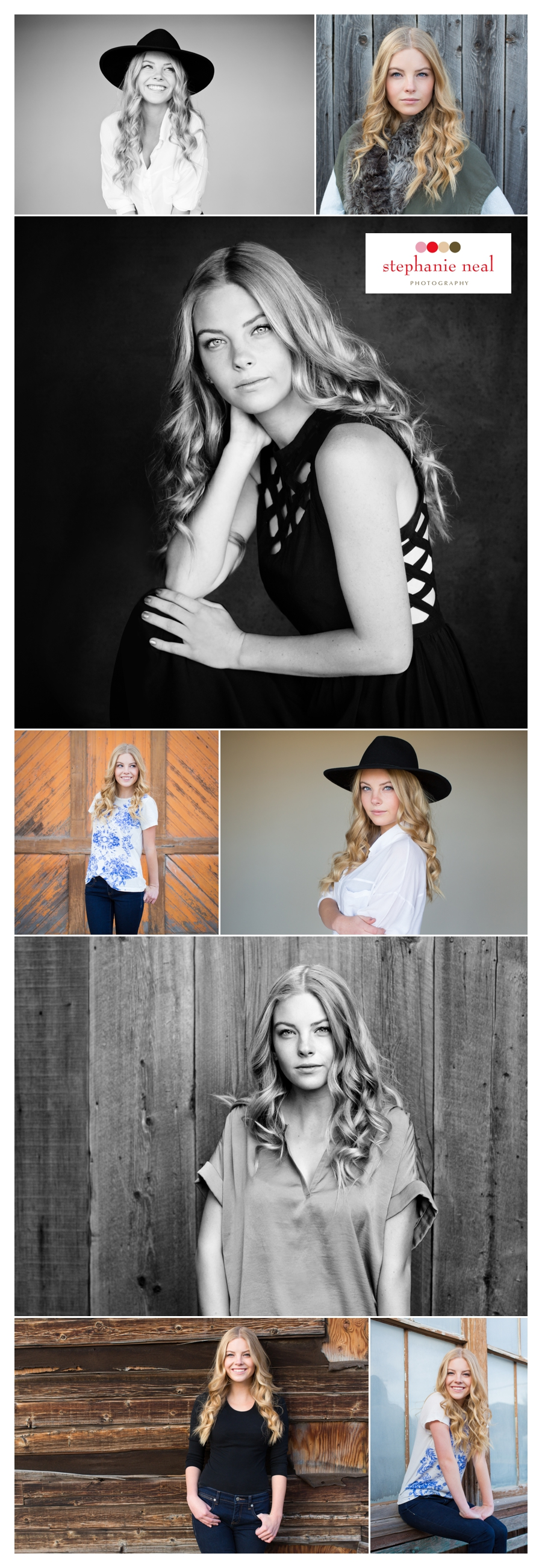 Stephanie Neal Photography Senior Portrait Photographer, Park City, Utah