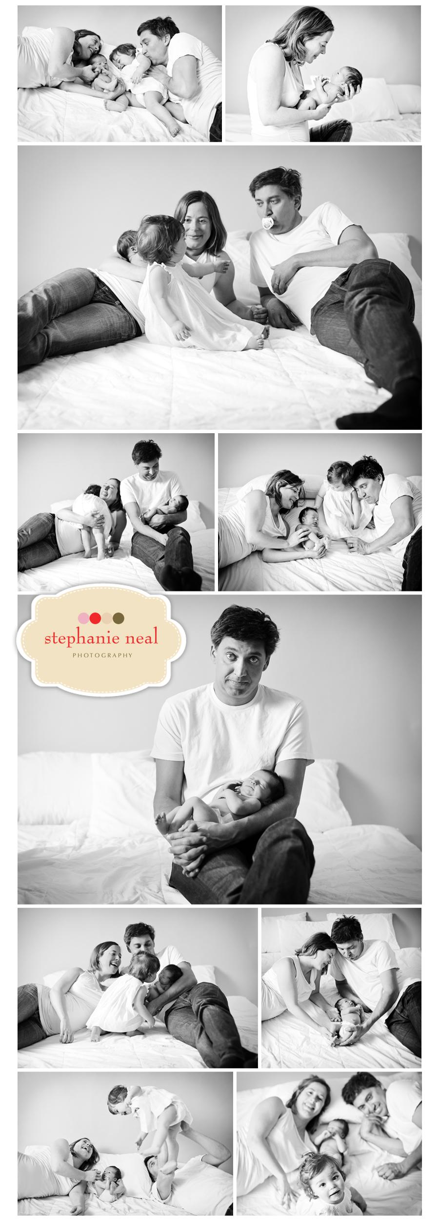 Baby walker, newborn portraits, Stephanie Neal Photography