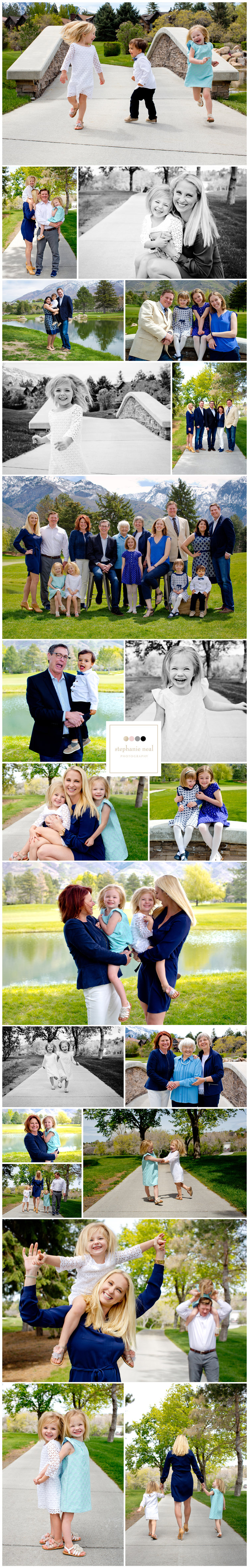 Willow Creek Country Club, Salt Lake City, Utah, Family photographer, family sessions, breathtaking, backdrop, studio session, Park City family Photographer
