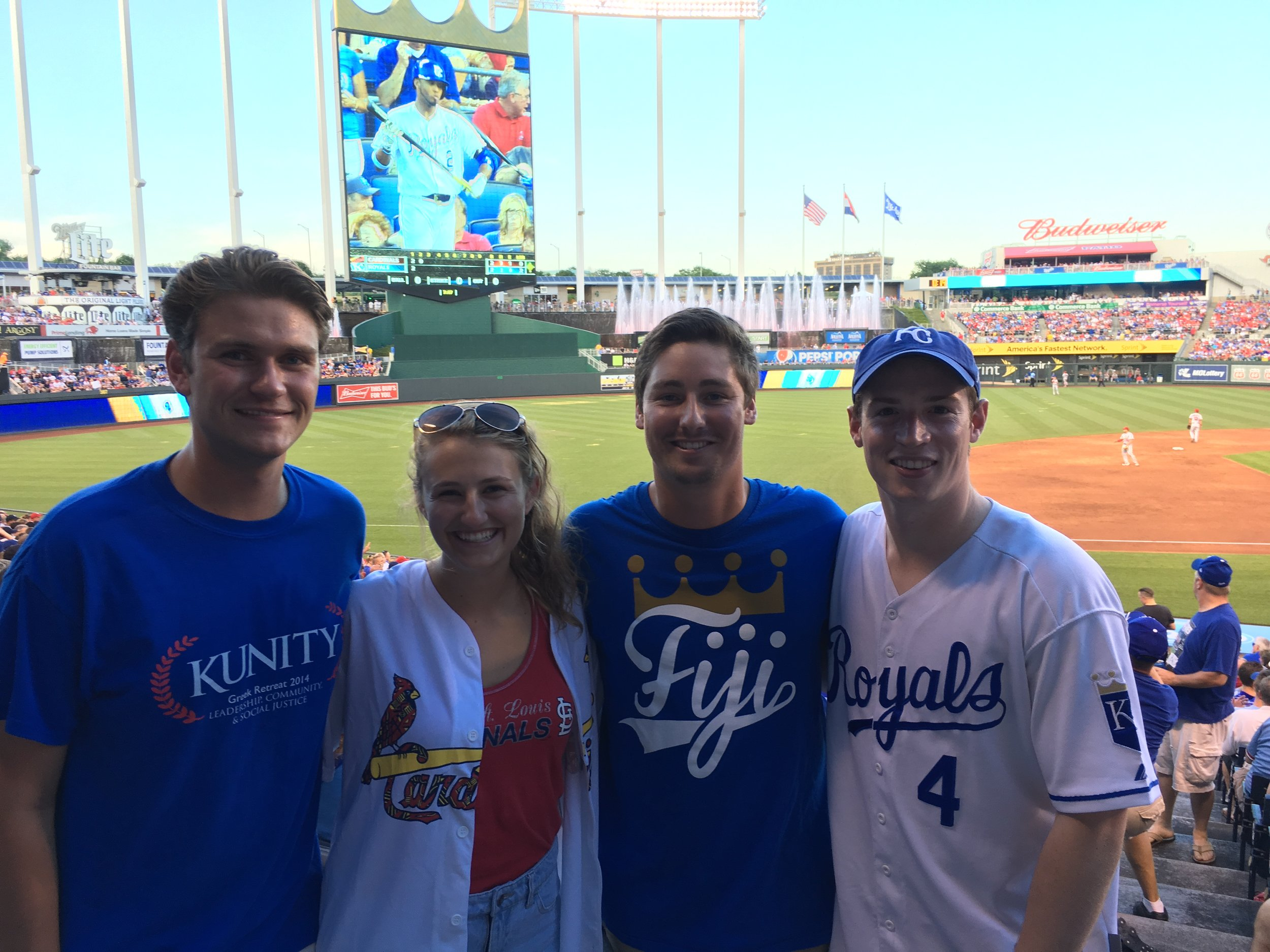 Royals Date Party