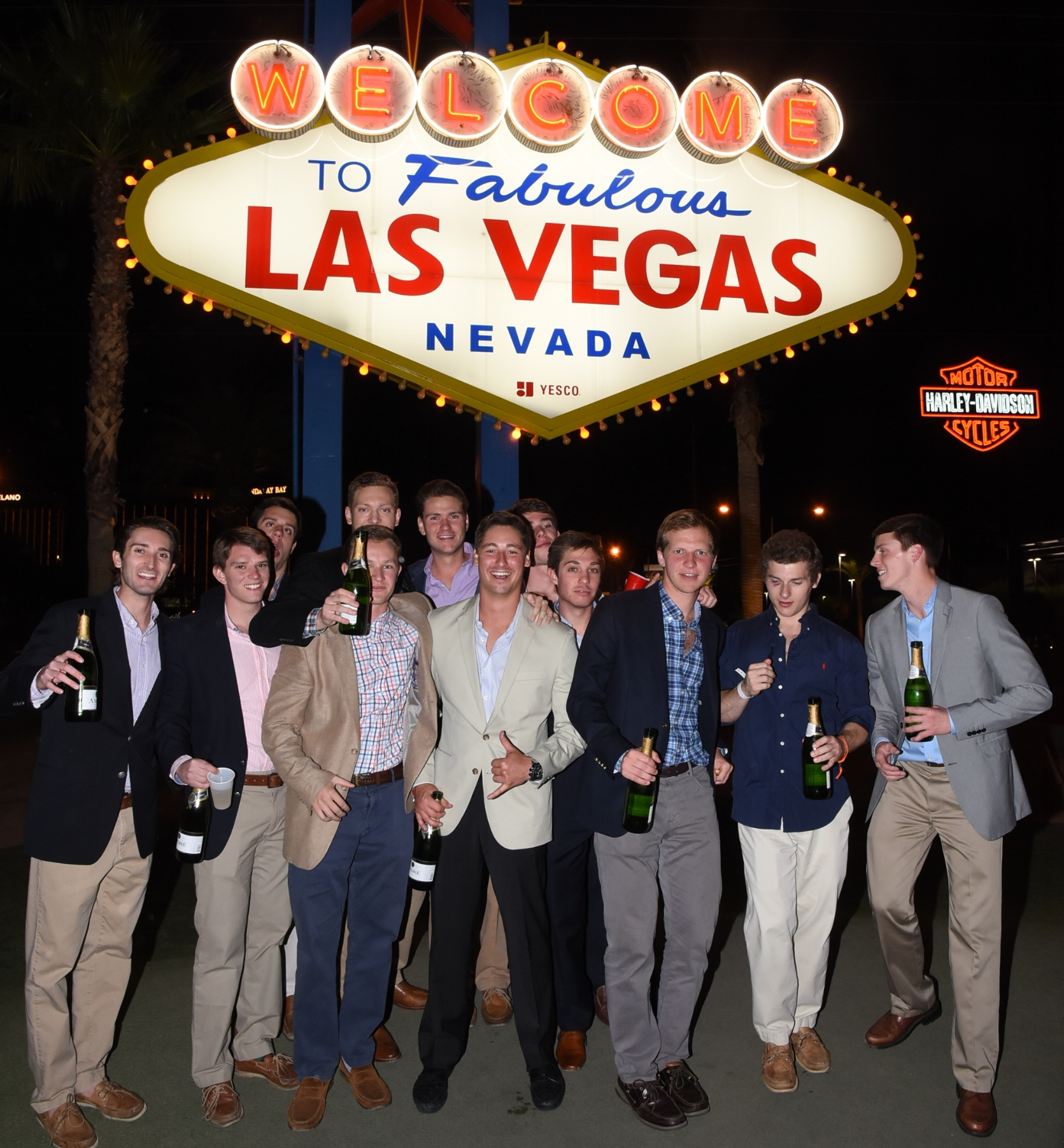 Annual Senior Vegas Trip