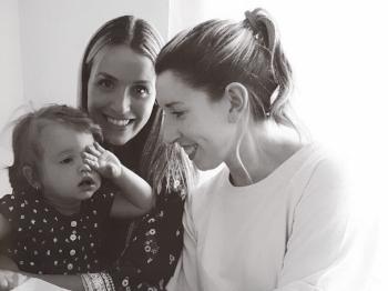 Audrey, Chacha et moi