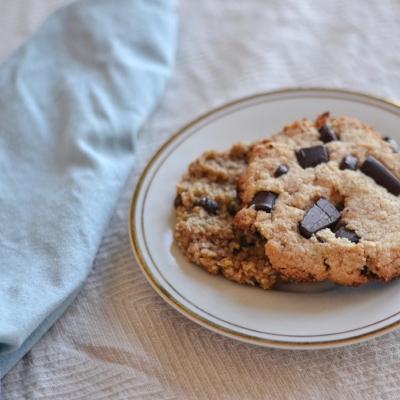 Biscuits d'Audacieuse Vanille
