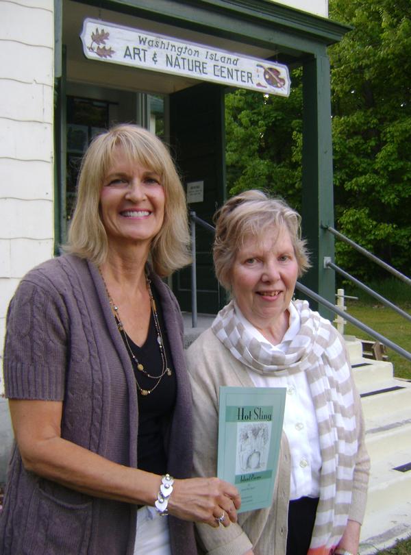Karen Yancey, author and Patti Cauldwell, illustrator