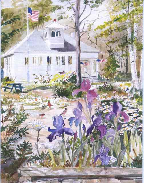 watercolor by lorna cornell