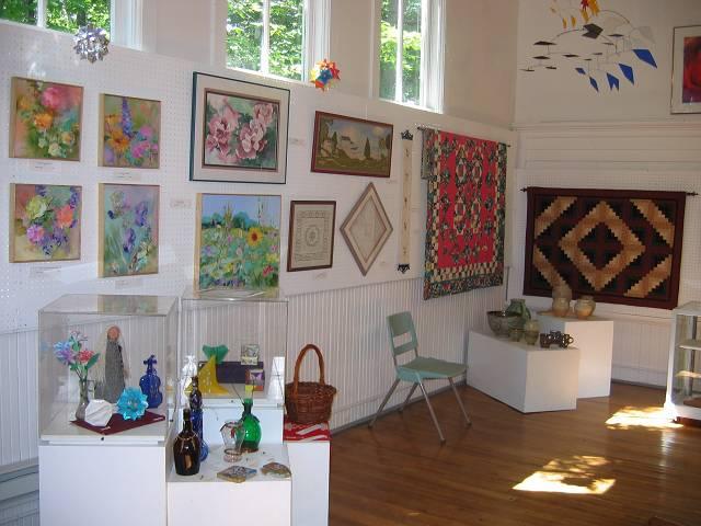 Washington Island Art and Nature Center | Art Center